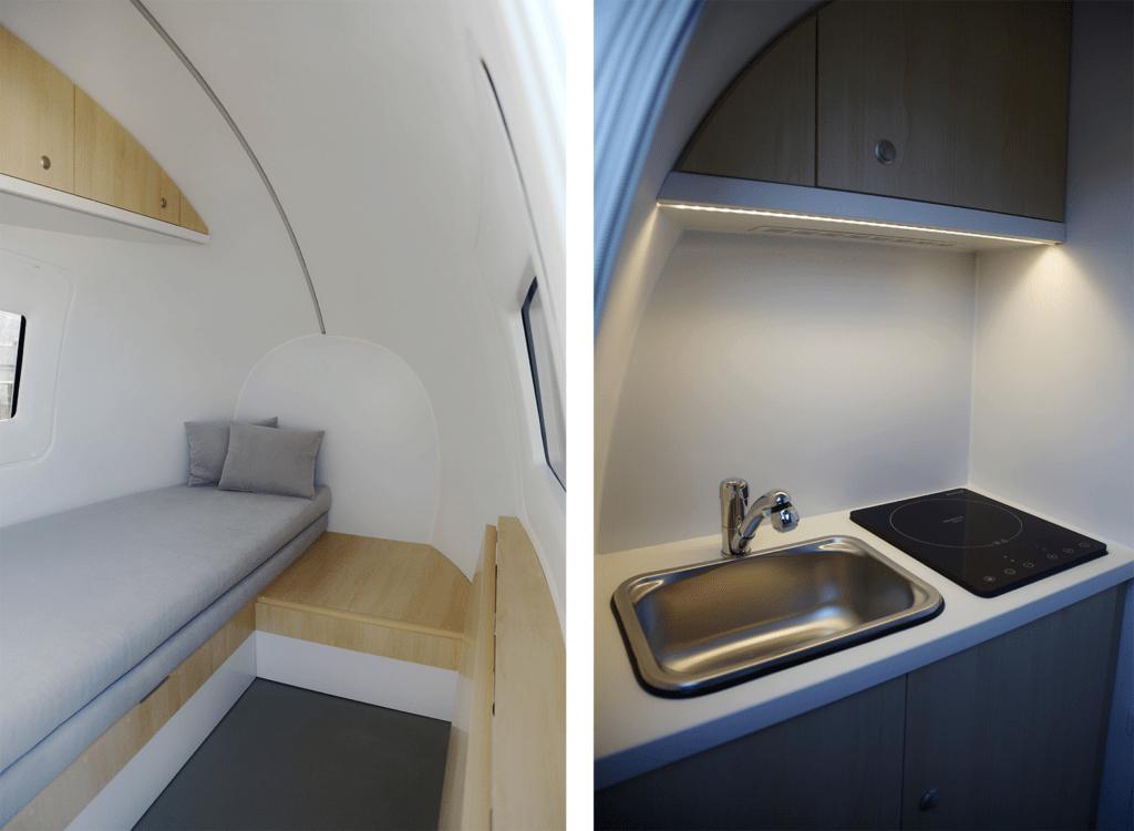 Ecocapsule: uma casa móvel e sustentável - iCafé